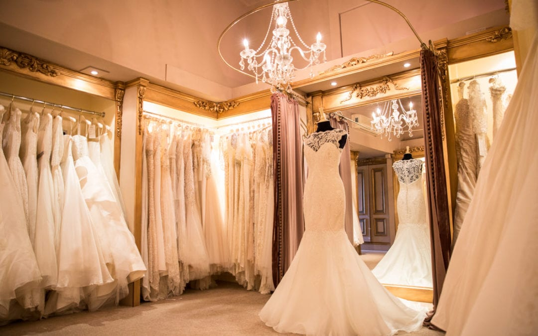 The Bridal Collection Guide To Shopping at a Wedding Dress Sample Sale